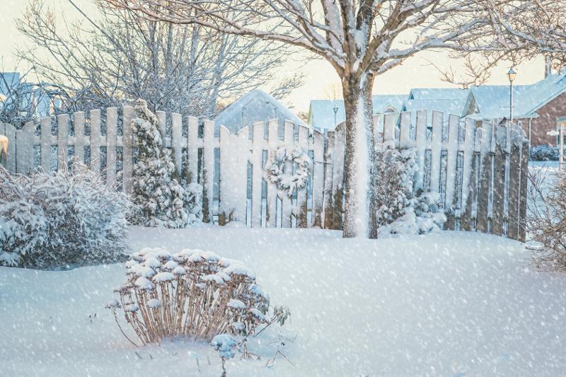 Zabezpieczenie instalacji przed zimą